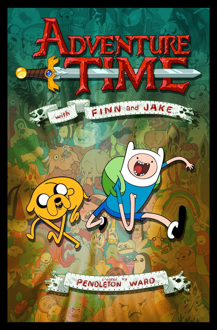 ♔ Adventure Time ♔