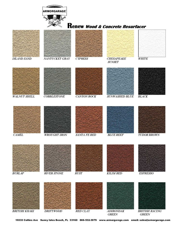 Delightful Deck Coating | Renew Deck Coating For Concrete And Wood Deck Restoration,  Deck Paint Color