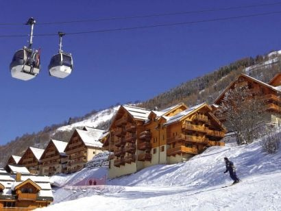Cheap Skiing Holiday in Valloire , France
