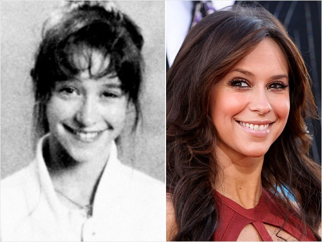 Jennifer Love Hewitt Celebrity Yearbook Photos