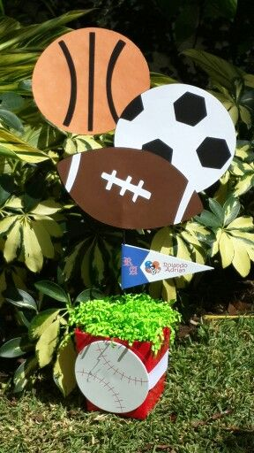 Baby Shower Tema Deportes Ideas Para Eventos De La