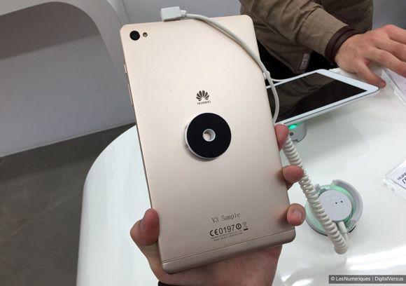 Huawei MediaPad M2, πλήρες μεταλλικό tablet με 8″