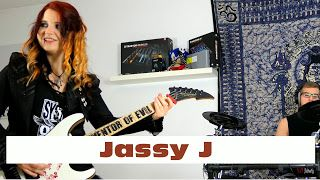 "Jassy J: with Kri Drumnerd - I-E-A-I-A-I-O! Why?!??! As we light up the sky   System Of A Down - I-E-A-I-A-I-O - Album: Steal This Album! (2002) instrumental cover by Jassy & Kri Drumnerd =) MERCH =D  http://ift.tt/2ir0mgn...  ""I-E-A-I-A-I-O! Why?!??! As we light up the sky"" ENG: A new collab for a SOAD instrumental!!! This time NOT one of the alum Toxicity haha XD Thank you so much Kri Drumnerd for joining me! And thank you for filming De Sade! \m/ How do you like it? \m/ PLEASE NOTE…"