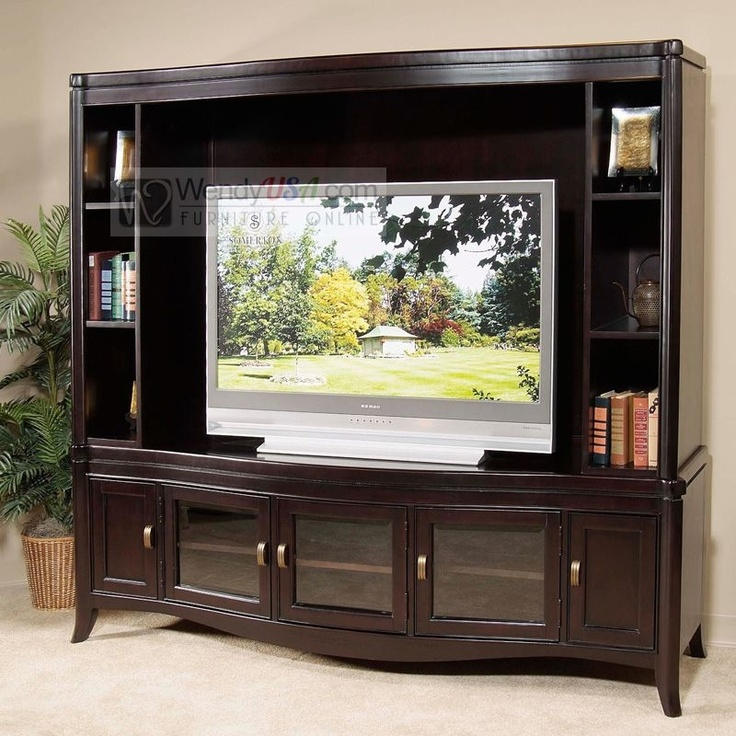 Almost like the one i have. TV Entertainment Center Wall Unit