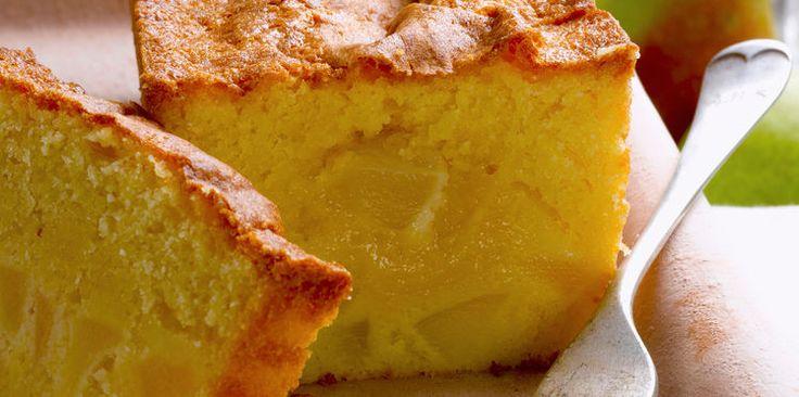 Cake moelleux aux poires