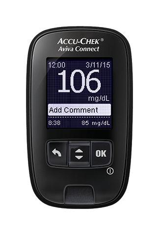 Accu-Chek Connect diabetes management system