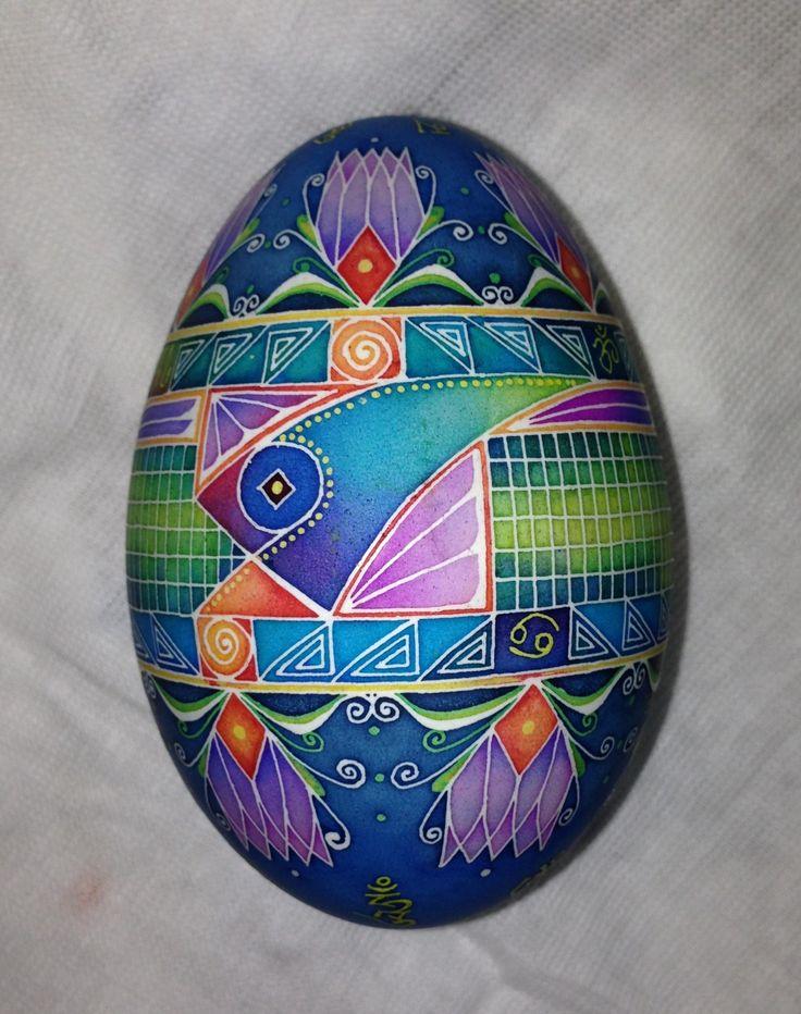5182 best easter blessings images on pinterest easter bunnies colored eggs ukrainian easter eggs easter decor easter ideas egg decorating egg crafts egg art faberge eggs fish design negle Choice Image