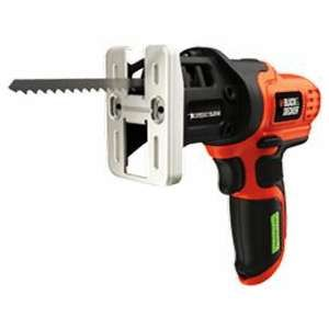 Black & Decker #ReciprocatingSaw Compact 6V Li-Ion 012700310 @TheToolStore.ca