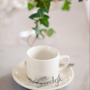 Nietypowe oznaczenie gości weselnych