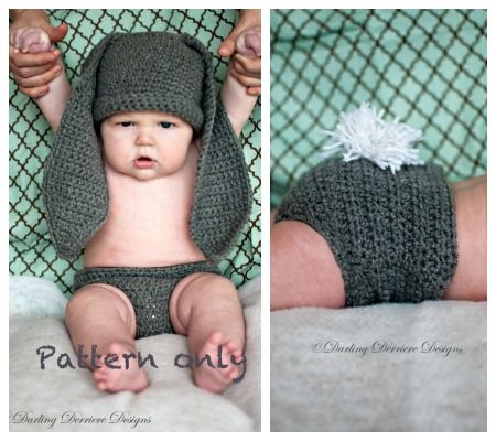 Newborn Gear: 22 Totally Adorable Crocheted Animal Set Patterns To Make or Purchase | Disney Baby