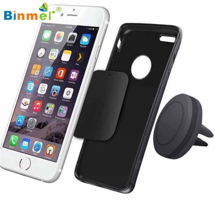 Hot-sale BINMER Mount Car Magnetic Air Vent Mount Holder Stand for Mobile Cell Phone For iPhone GPS UF #electronicsprojects #electronicsdiy #electronicsgadgets #electronicsdisplay #electronicscircuit #electronicsengineering #electronicsdesign #electronicsorganization #electronicsworkbench #electronicsfor men #electronicshacks #electronicaelectronics #electronicsworkshop #appleelectronics #coolelectronics