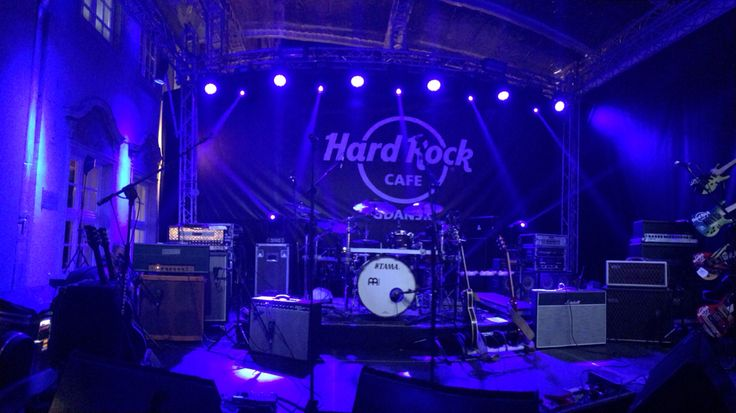 HRC Stage