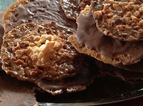 El Trasgu de las galletas: MOSCOVITAS O FLORENTINAS