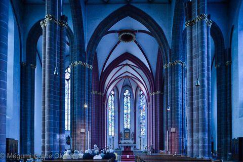 ドイツ・マインツ「聖シュテファン教会