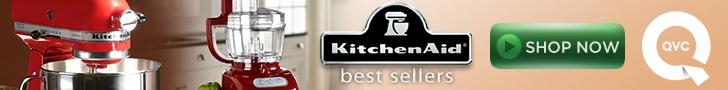QVC: Kitchen Aid Best Sellers. Cinnamon Red Kitchen Aid Mixer