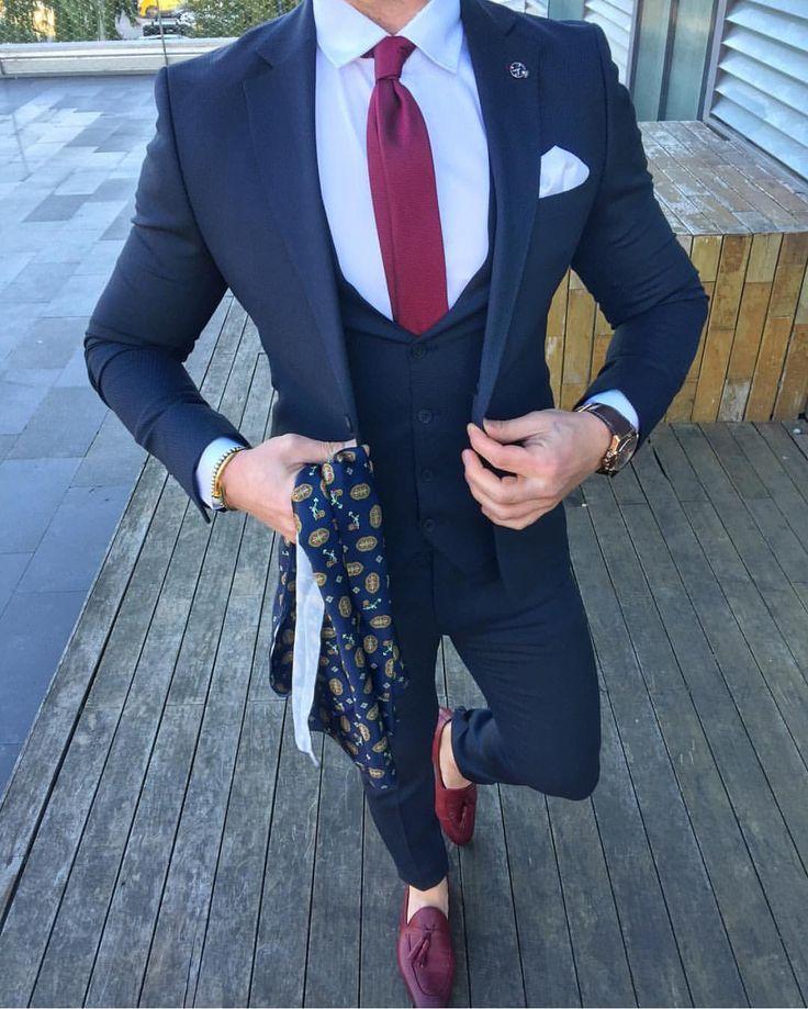 "3,319 Likes, 5 Comments - Mens Fashion Influencer (@mensuitsteam) on Instagram: ""@sammydkr ✔️✔️ #mensuitsteam #menstyle #menfashion #menswear #suit #style #dope #dapper…"""