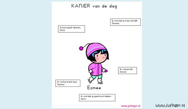 KANJER van de dag - Juf Inger - SEO | Pinterest - Sociale ...