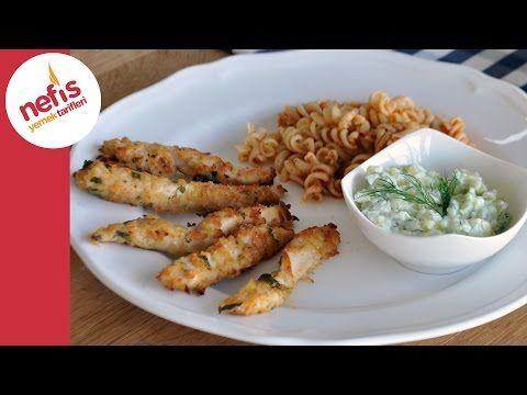 Fırında Çıtır Tavuk Çubukları Tarifi – Nefis Yemek Tarifleri