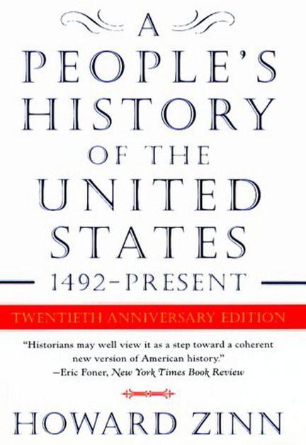 "Howard Zinn ""People History of the USA"""