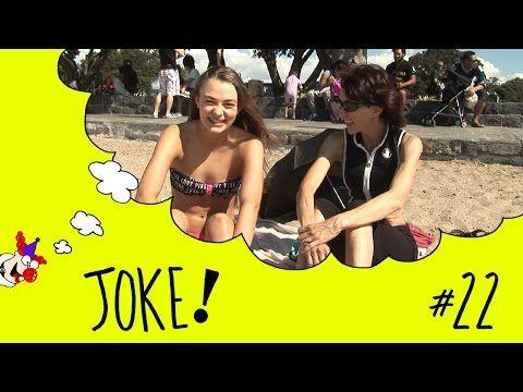 Joke #22 - YouTube