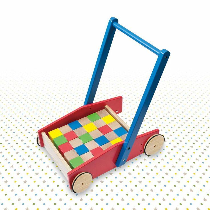 Inspiring Toys - Galt Dr Miriam Baby Walker, £42.99 (http://inspiringtoys.co.uk/galt-dr-miriam-baby-walker/)