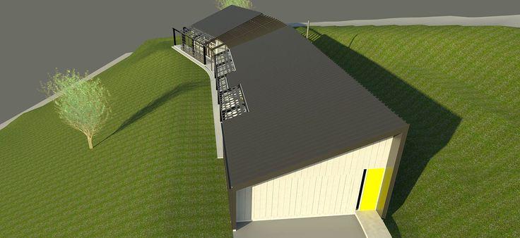 Behance :: Editing Charteris Bay House 3