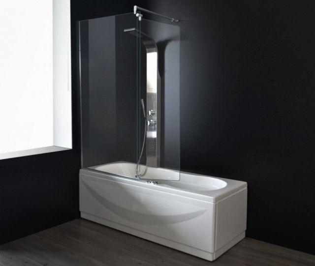 Oltre 25 fantastiche idee su vasca da bagno doccia su - Vasca da bagno doccia ...