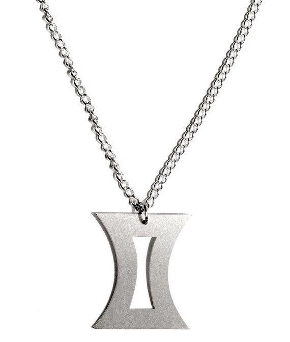 Marvel Black Widow Natasha Romanoff SHIELD Avengers necklace