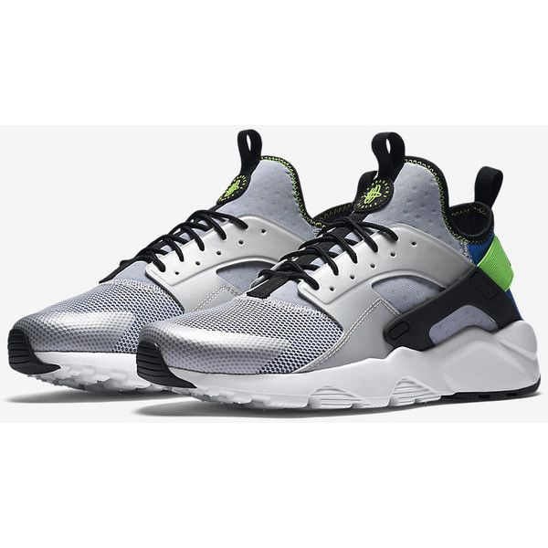 Nike Air Huarache Ultra Men's Shoe. Nike.com ($120) ❤ liked on Polyvore featuring men's fashion and men's shoes