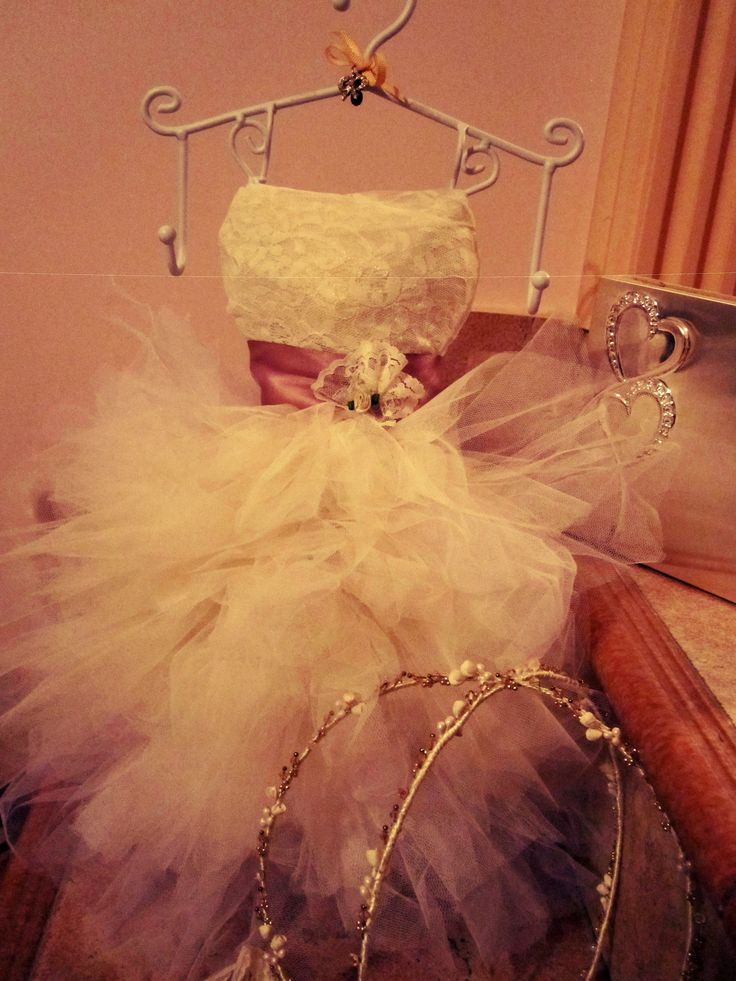 little vintage handmade bride for your wall