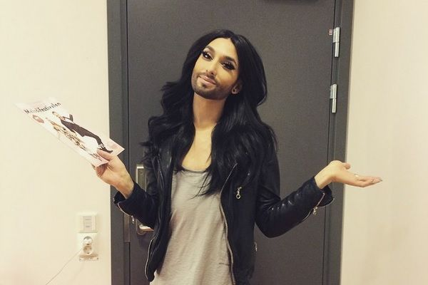 """Conchita Wurst would """"never"""" compete at Eurovision again"""