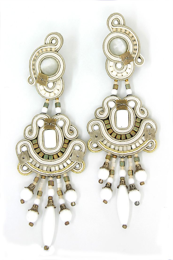 earrings : Sans Souci