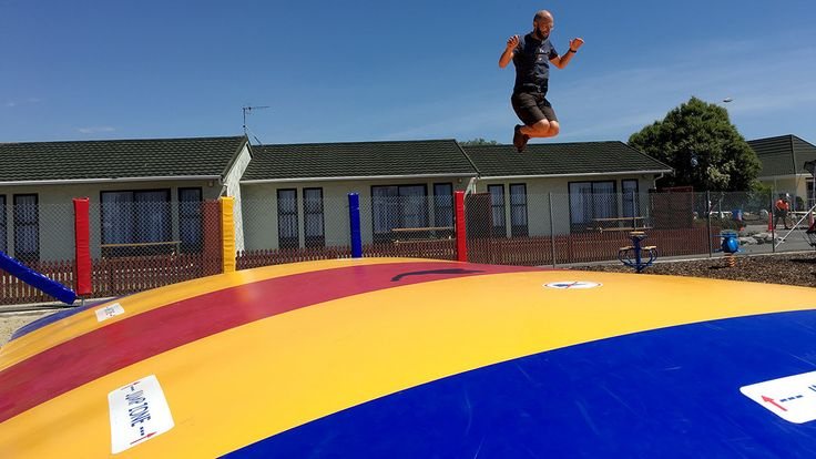 Mega Bouncer (Available in NZ only)