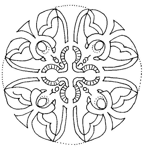 Religious mandala coloring pages on pinterest ~ 10 best mandala images on Pinterest | Mandalas, Geometry ...
