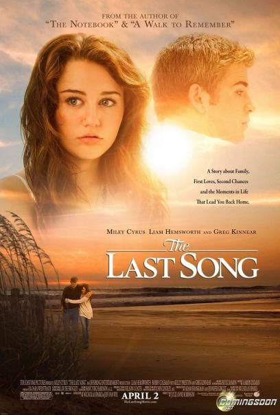movies on mobile: Miley Cyrus, Thelastsong, Book, Liam Hemsworth, Songs Hye-Kyo, The Last Songs, Nicholas Sparkly, Favorite Movie, Chicks Flicks