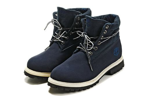 Timberland Boots Navy-#122