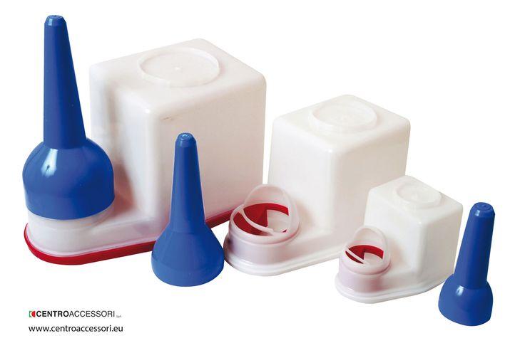 Contenitore colla. Glue container #CentroAccessori