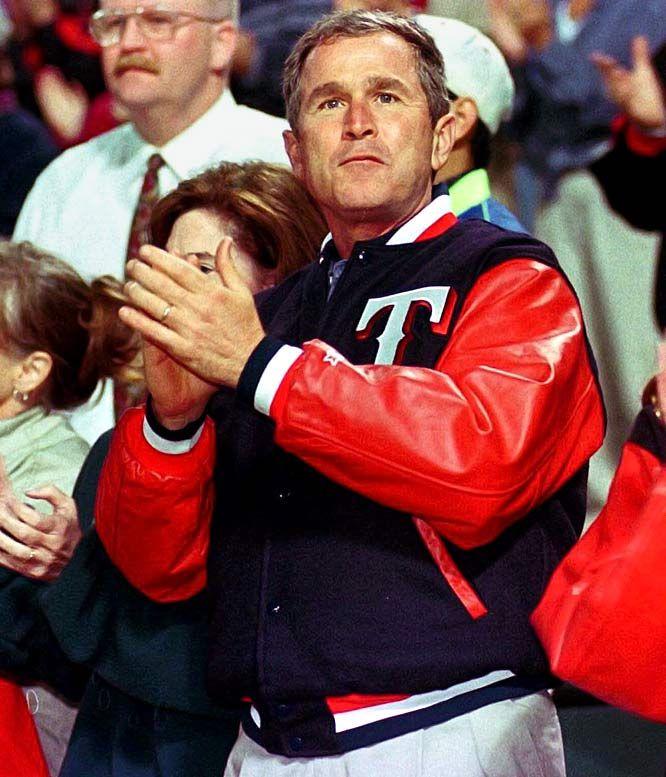 George W. Bush - All American