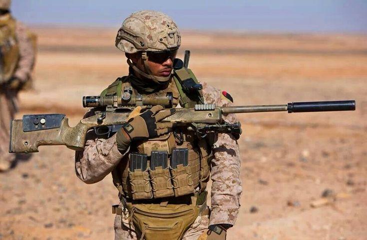 USMC Scout Sniper //
