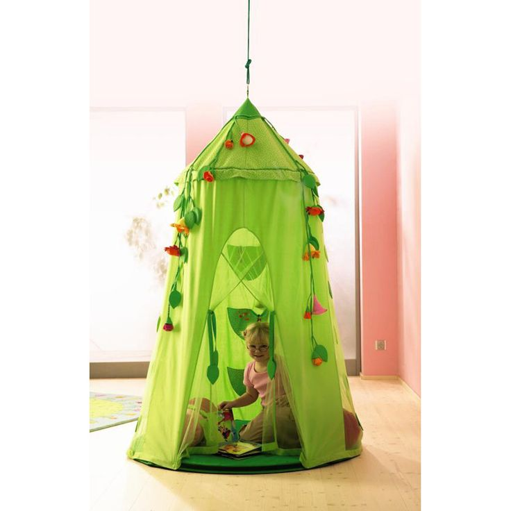 HABA Spielzelt Blütenhimmel 2969 | Markenhersteller | Haba | Für Babys | baby-markt.at