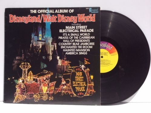THE-OFFICIAL-ALBUM-OF-DISNEYLAND-WALT-DISNEY-WORLD-VINYL ...