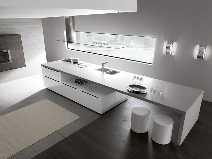 Custom Fitted Kitchen LINEA Glam Glam Collection By Comprex