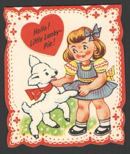 Vintage Rhymes And Valentines 26