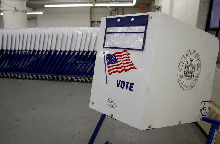 Polling Place Locator 2016: Here's where to find out where to vote in your state