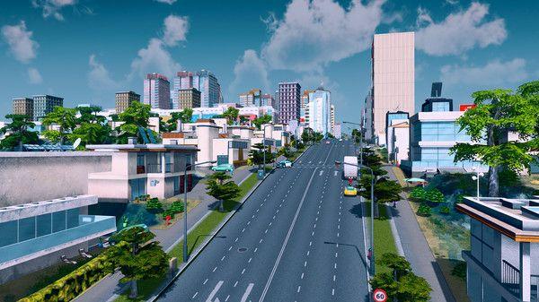 Cities: Skylines sur Steam