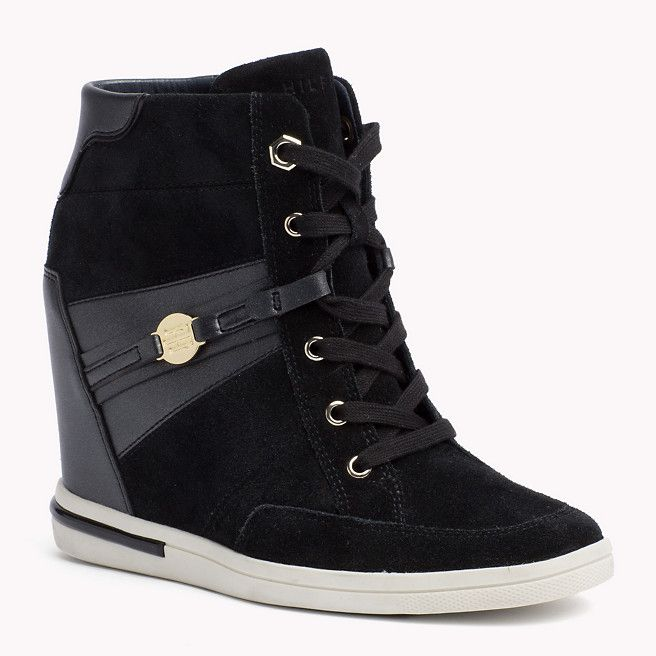 Tommy Hilfiger Wedge Sneaker - black - Tommy Hilfiger Sneakers - main image 159,90