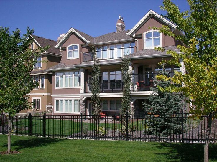 Lots of decks and balconies to enjoy the outdoors. www.cooperscrossing.ca #coopersairdrie