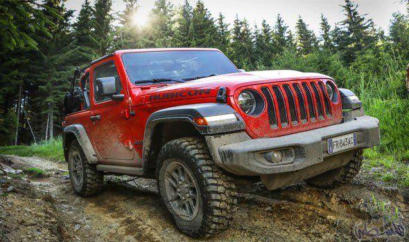 تطوير New Jeep Wrangler Jeep Wrangler Jeep