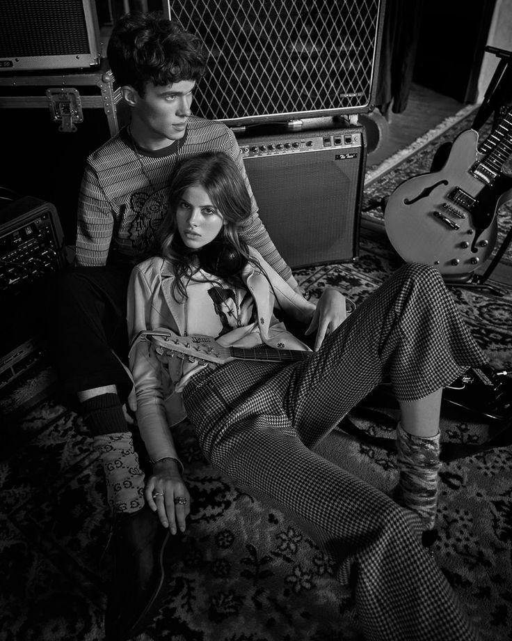 Harper's Bazaar Czech October 2017 Barbora Podzimkova by Andreas Ortner - Fashion Editorials