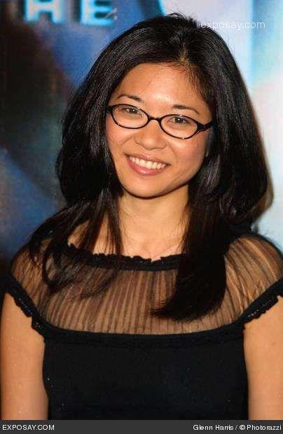 """""""Gilmore Girls"""" actress Keiko Agena"""